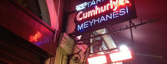 Tarihi Cumhuriyet Meyhanesi is one of Pull/34.