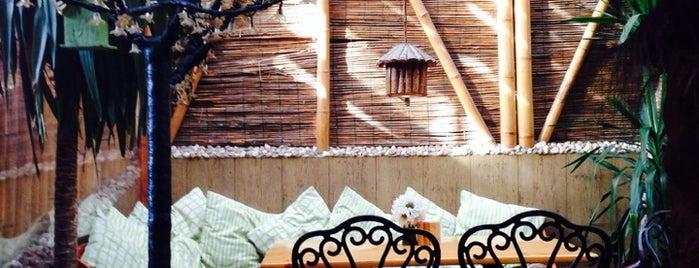 Garden Cafe is one of İstanbul Yeme&İçme Rehberi - 3.