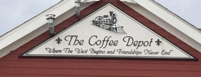 The Coffee Depot is one of Memphis.