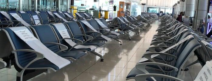 NAIA 2 Domestic Departure Area is one of Lugares favoritos de Shank.