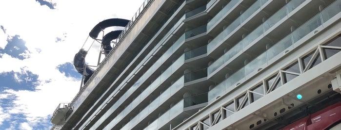 Cruise Ship Pier is one of Alaska Trip.