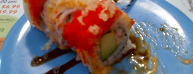 Kido Sushi is one of Lugares favoritos de Karen.