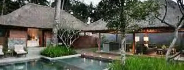 Kayumanis Ubud Private Villa & Spa is one of Indonesia 🇮🇩.