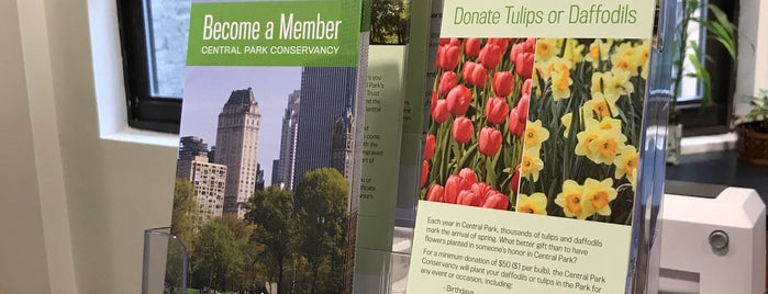 Central Park Conservancy is one of USA 6.