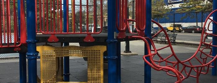 Bush Clinton Playground is one of Shanda : понравившиеся места.