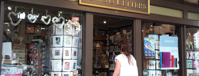 Arts & Letters is one of LA to go.