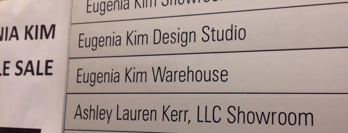 Eugenia Kim, Inc. is one of Hat Shops.