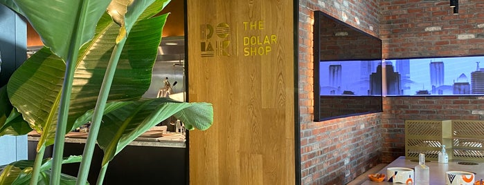 The Dolar Shop is one of SC/NY - Yet To EAT.