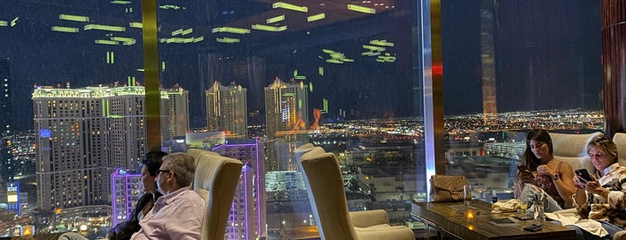 SkyBar is one of Vegas.