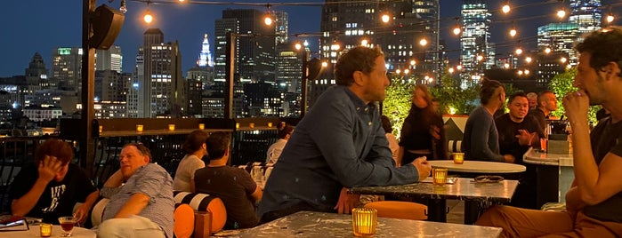 A60 at SIXTY SoHo is one of Best rooftops in New York.