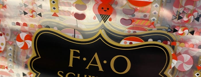 FAO Schwarz is one of Lugares X visitar.