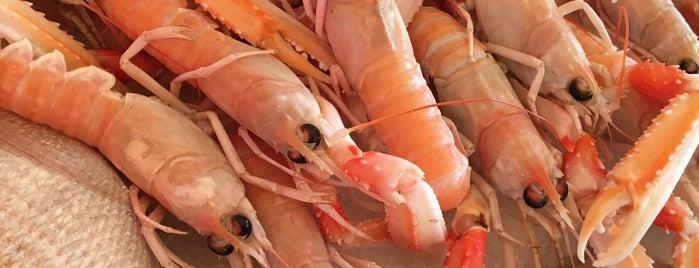 fish market is one of Long weekend in Split.