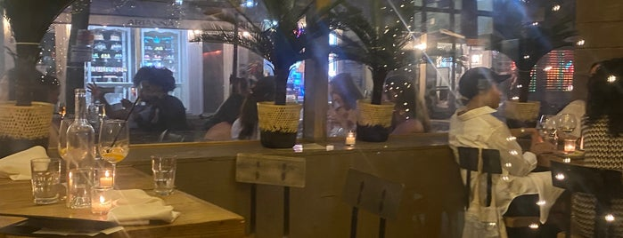 St. Tropez Wine Bar is one of Date Night.
