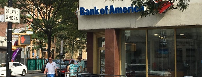 Bank of America is one of Jason'un Beğendiği Mekanlar.