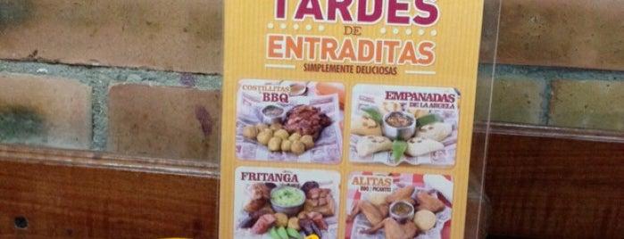 Sopas de Mamá y Postres de la Abuela is one of สถานที่ที่ Diego ถูกใจ.
