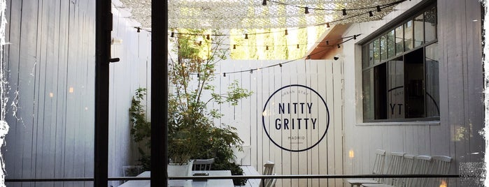 Nitty Gritty, Madrid is one of Carol 님이 저장한 장소.