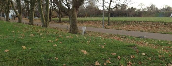 Leyton Jubilee Park is one of Orte, die ste gefallen.