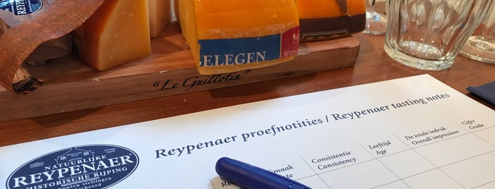 Reypenaer Proeflokaal is one of So you're coming to Amsterdam?.