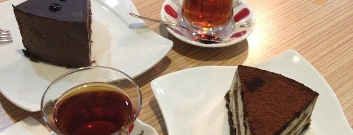 Sedef Cafe & Patiserrie is one of 20 favorite restaurants.