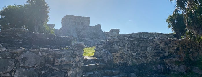 El Castillo is one of Tulum.