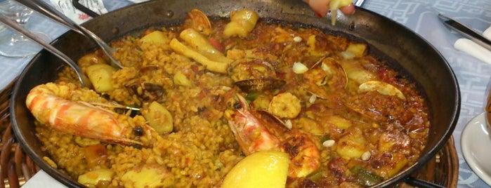 Restaurante Salamanca is one of Best of Barcelona.