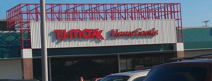 T.J. Maxx is one of Posti che sono piaciuti a Sharon.