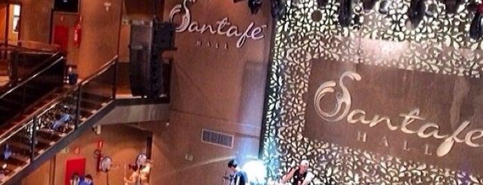 Santafé Hall is one of Orte, die Lorena gefallen.