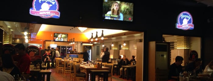 Pirzola Steak House is one of İzmir.
