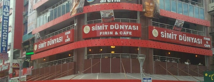 312 Arena is one of my love Ankara.