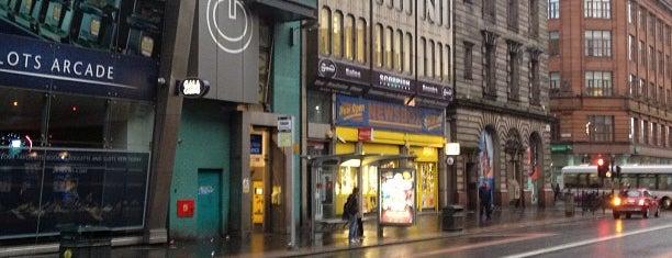 Glassford Street is one of Glasgow.