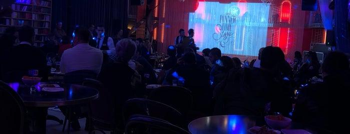 Dada Salon Kabarett is one of Locais curtidos por Tadından Yenmez.
