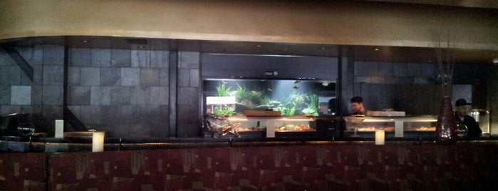 The Fish Restaurant & Sushi Bar is one of Houston.