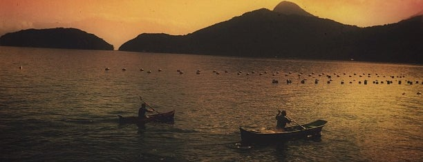 Ilha Grande is one of BSPRJ.