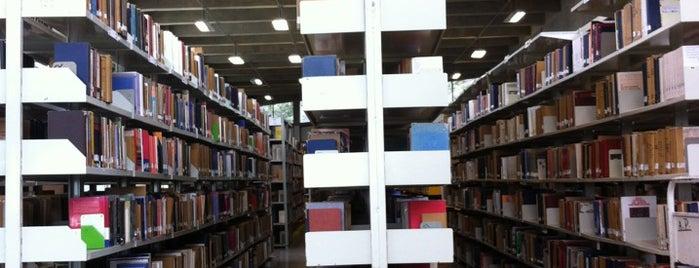 Biblioteca Isidro Fabela is one of Orte, die Sheila gefallen.