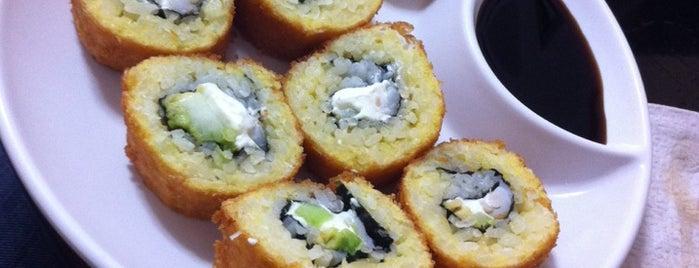 Sushi Cancino is one of Comida.