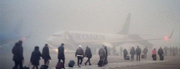 """Aeroporto di Orio al Serio """"Il Caravaggio"""" (BGY) is one of Official airport venues."""