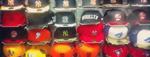 Lids is one of NYC By M8.