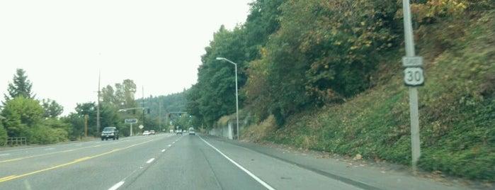 Linnton is one of Neighborhoods of Portland.