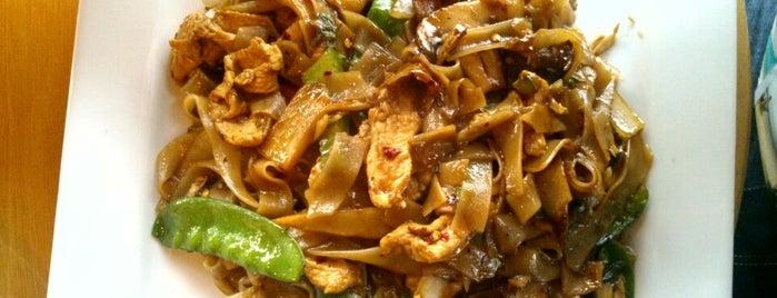 Siam Spice is one of Locais salvos de Cross.