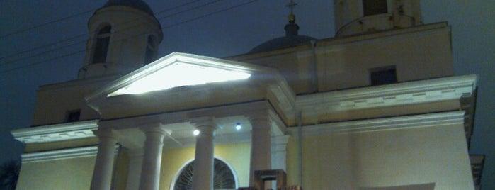 Церква святого Олександра / St. Alexander's Church is one of KIEV.