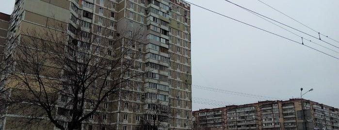 Проспект Володимира Маяковського is one of Posti che sono piaciuti a Ника.