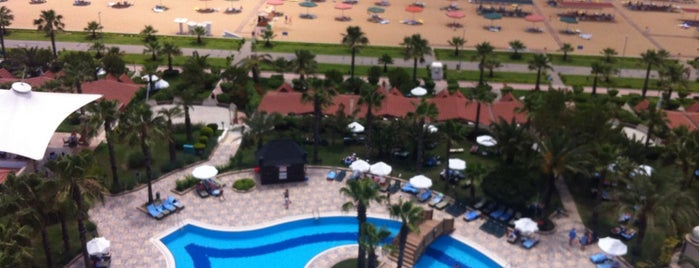 Kamelya World Holiday Village is one of Yusuf : понравившиеся места.