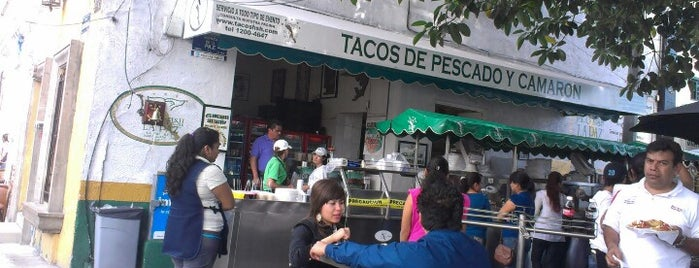 Taco Fish La Paz is one of Comer en Guadalajara.