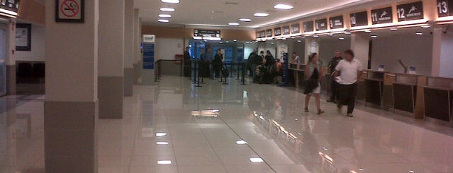 Aeropuerto de Trelew - Almirante Marcos A. Zar (REL) is one of ᴡさんのお気に入りスポット.