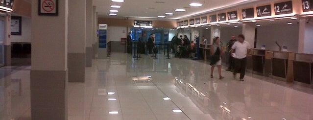 Aeropuerto de Trelew - Almirante Marcos A. Zar (REL) is one of สถานที่ที่ ᴡ ถูกใจ.