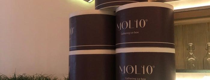 Mol10 is one of Queen'in Kaydettiği Mekanlar.