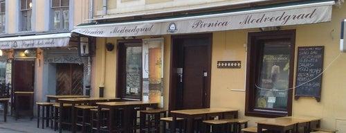 Pivnica Mali Medo is one of Brauerei.