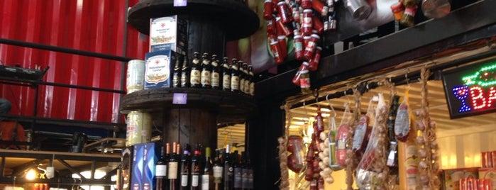 Alzirão Empório Bar is one of Tempat yang Disukai Thiago.
