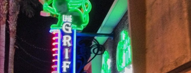 The Griffin is one of Fremont Pub Crawl.