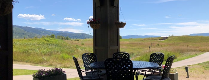 Haymaker Golf Course is one of สถานที่ที่ Craig ถูกใจ.